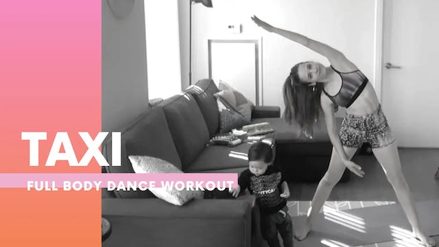 TAXI - Full body dance workout
