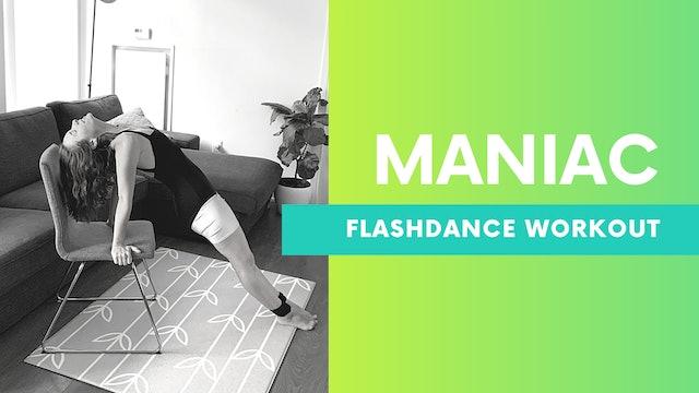 MANIAC - Flashdance workout