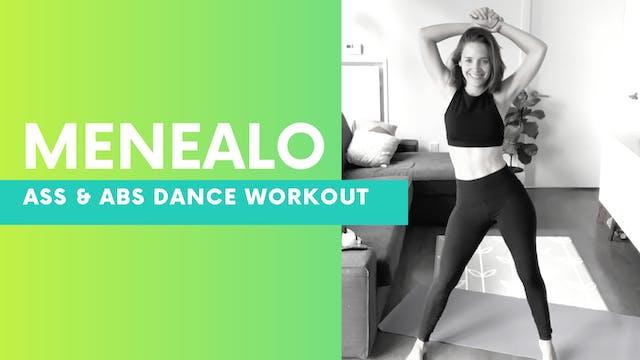 MENÉALO - Ass & Abs dance workout