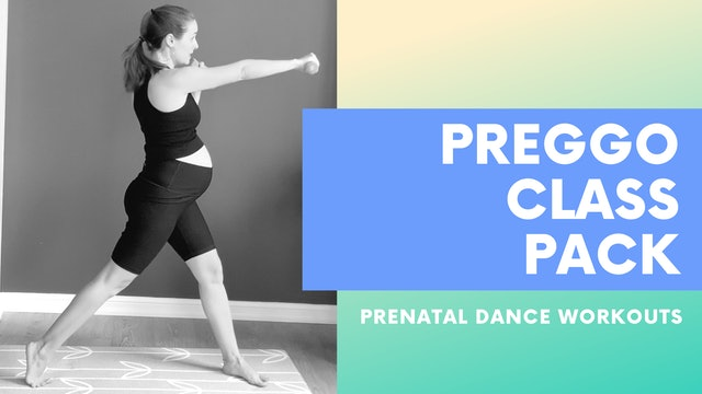 PREGNANT SERIES - CLASS PACK