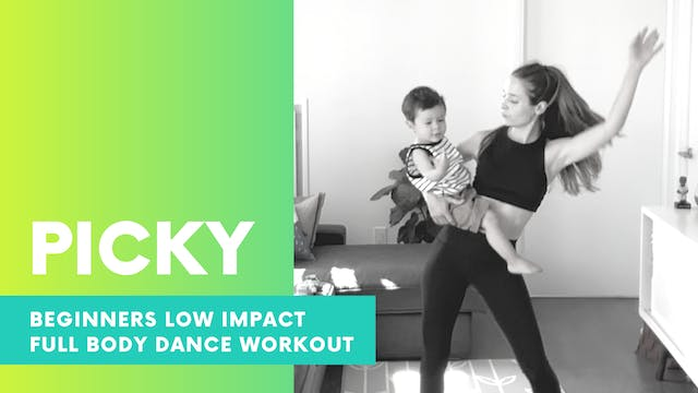PICKY - Low impact class