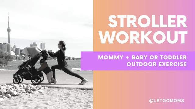 STROLLER WKT - Outdoor Exercise