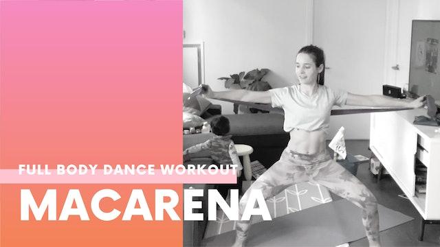 MACARENA - 30min Intense Strength Workout