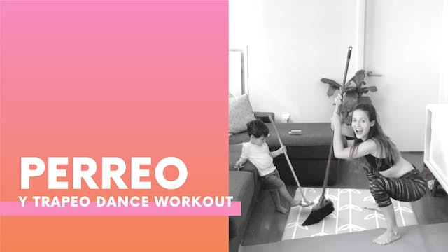 PERREO Y TRAPEO - Dance workout