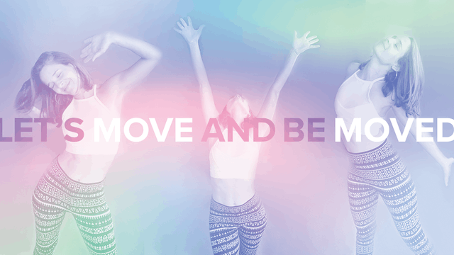 MOVE and be MOVED - Massive Stress Release Ritual