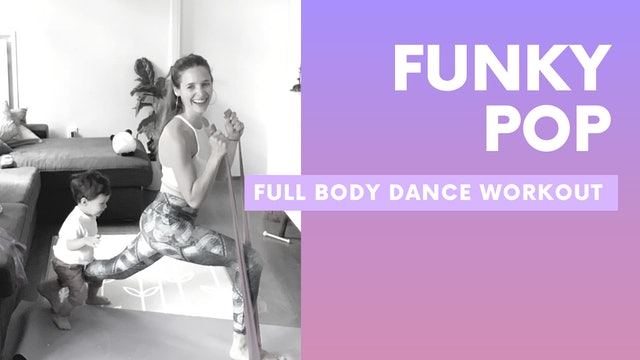 FUNKY POP - Shake it off workout