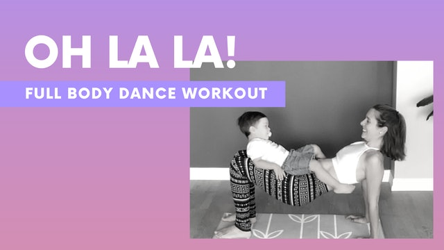 OH LALA - French music workout