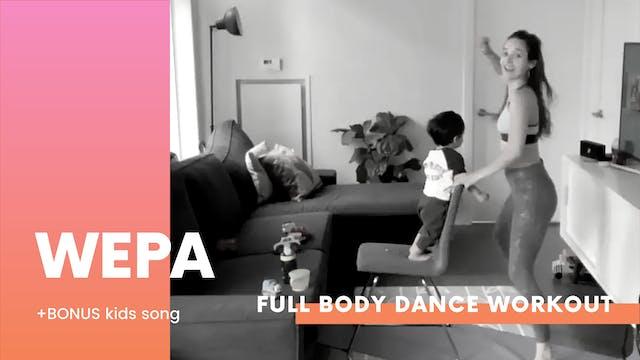 WEPA - 35min Intense Cardio Fun