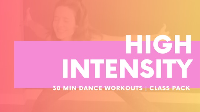 HIIT Class Pack