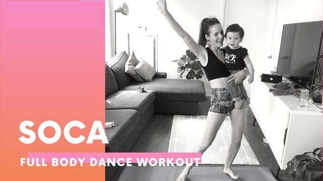SOCA - Afro Fun Workout