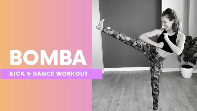 BOMBA - Kick & dance workout