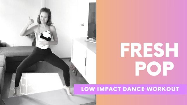 FRESH POP - Low impact dance workout