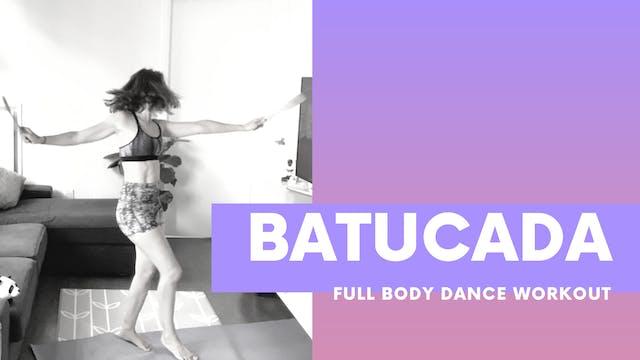 BATUCADA - Brasil inspired workout