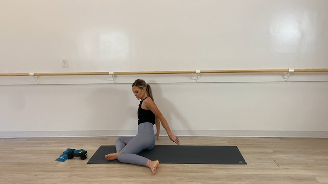 15 minute hip stability & mobility