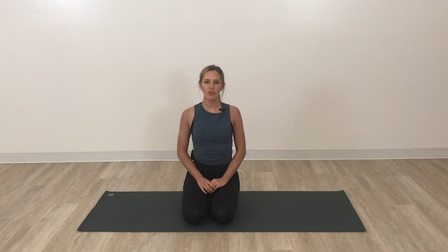 15 minute mobility & stability