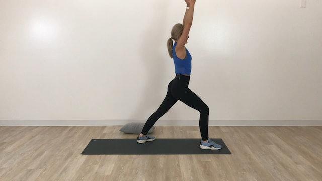 53 minute Flow + Strengthen: Full-body