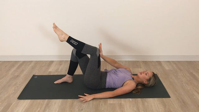 5 minute spine mobility + stability