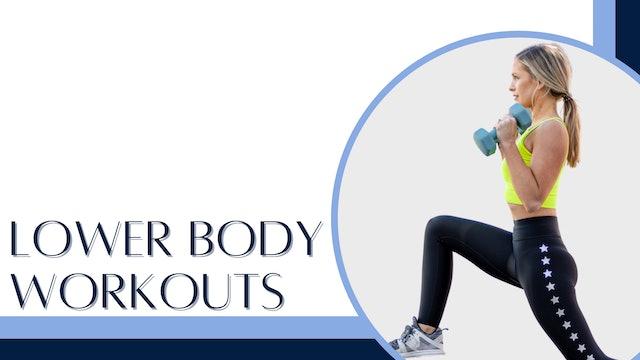 Lower Body Gym-Friendly Classes