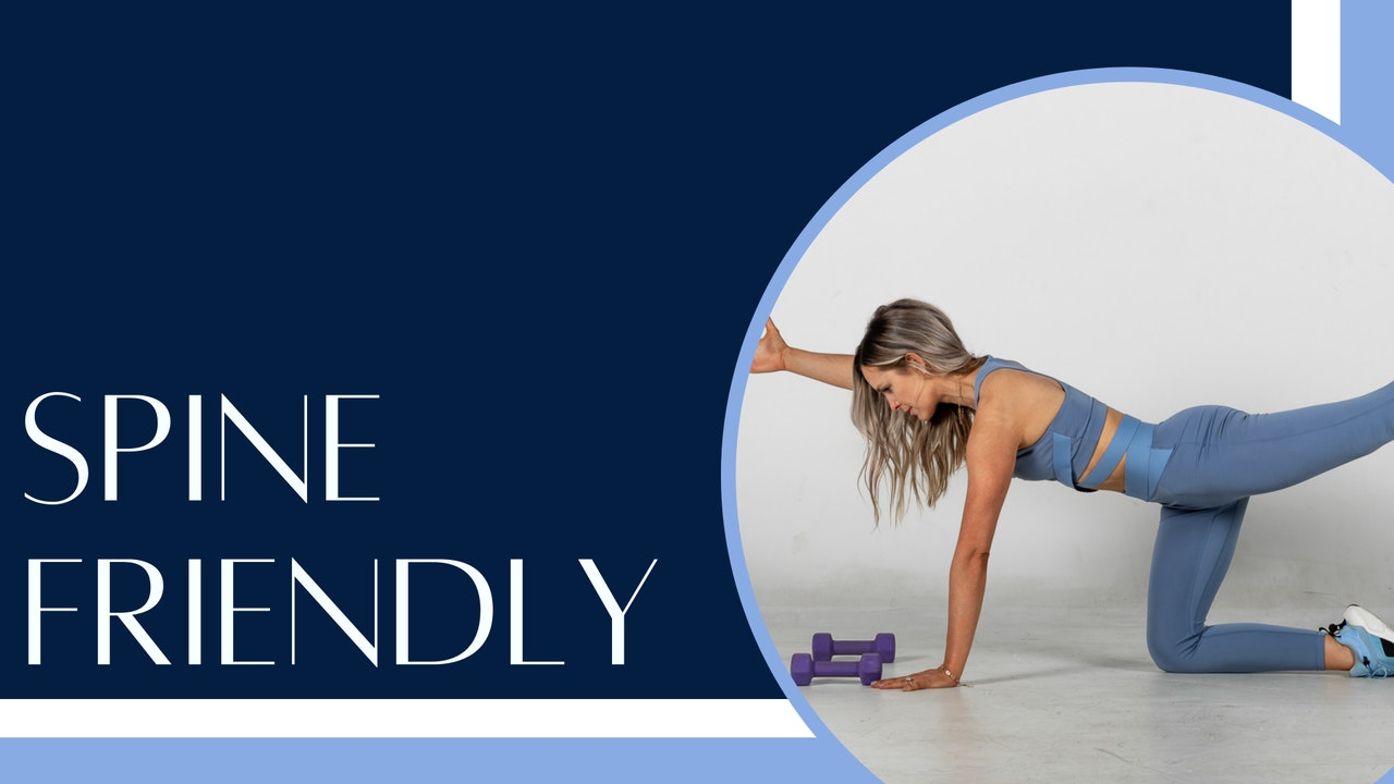 Spine-friendly