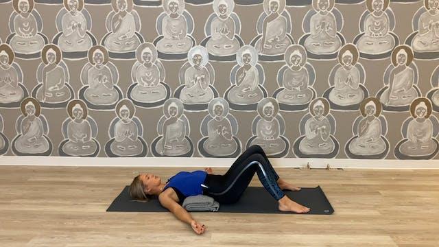 15 min spine health meditation
