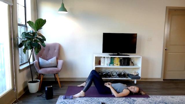 60 minute (Hot) Yoga Flow (12/3/20)