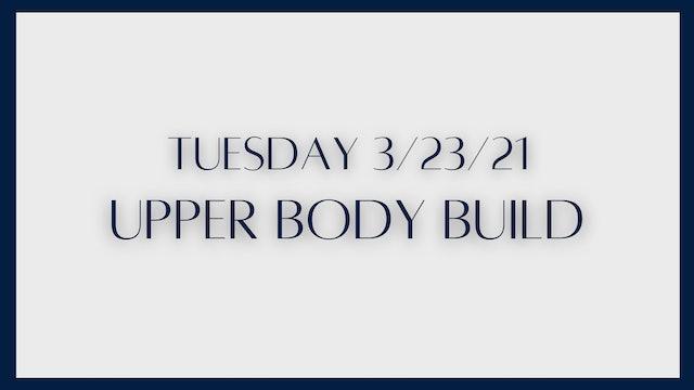 Upper Body Build