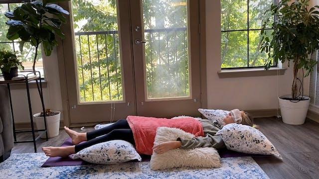 20 minute bedtime meditation