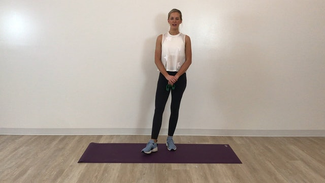 7 minute Burn: glutes and quads (low-back-friendly)