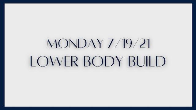 Lower Body Build: Quads & Glutes (7-1...