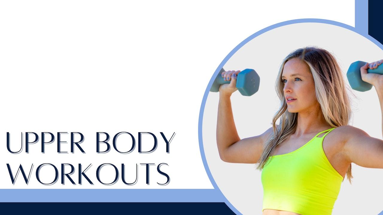 Upper Body Gym-Friendly Classes