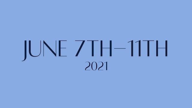 June 7th-11th