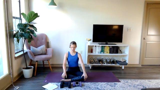 Upper Body Build + Meditation 11-2-20