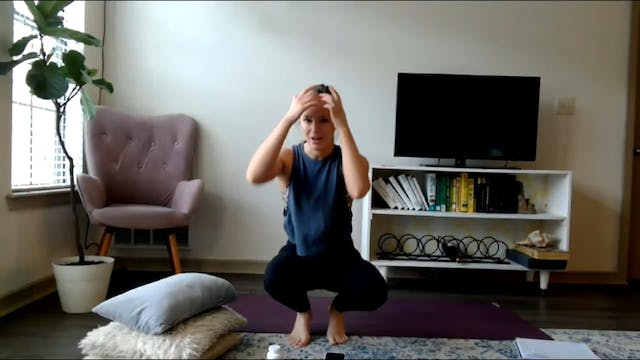 30 minute Trunk activation & stability