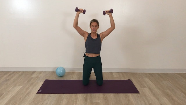 22 minute Burn: Arms and abs