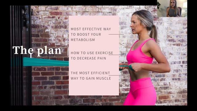 The science of exercise and metabolism