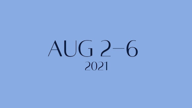 August 2nd-6th