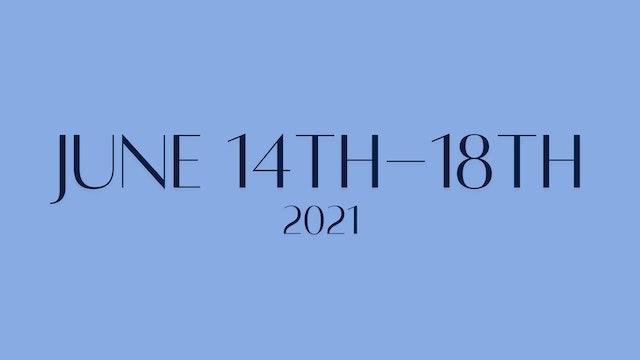 June 14th-18th