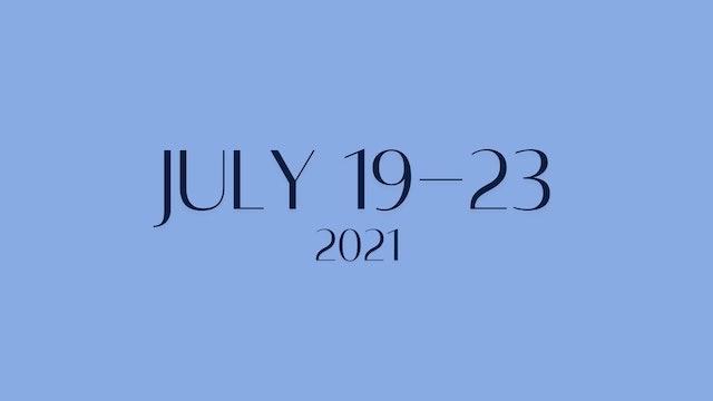 July 19th-23rd