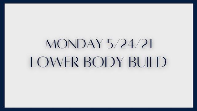 Lower Body Build: quads & glutes (5-2...