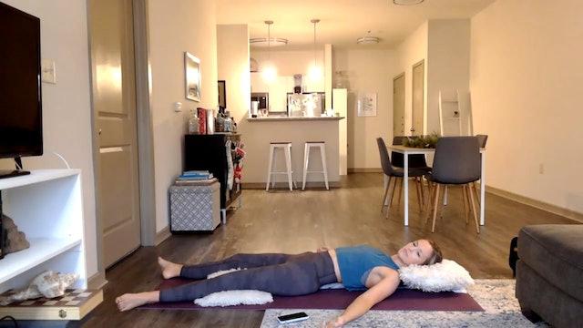 60 minute (Hot) yoga flow (12/31/20)