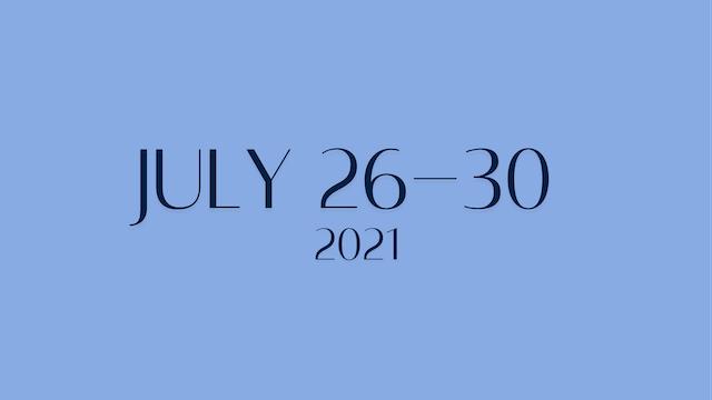 July 26th-30th