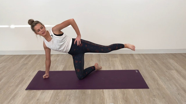 11 minute Burn: glutes and hamstrings