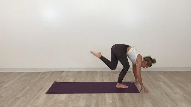 24 minute power yoga flow
