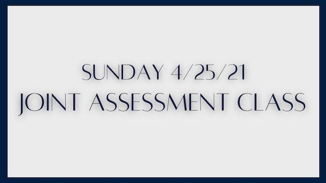 Full-body joint assessment (4-25-21)