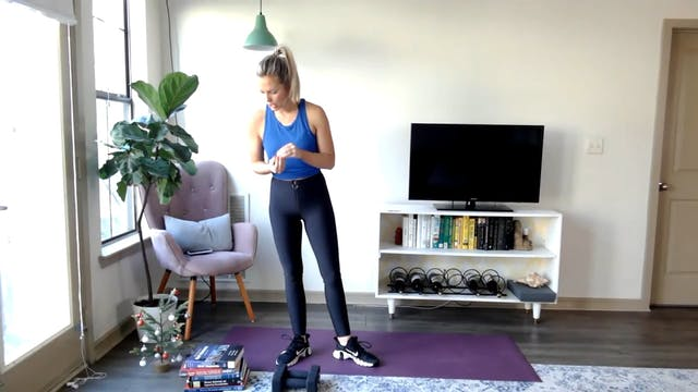 Build & Sweat: Glutes, inner thighs, ...