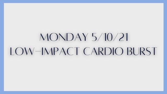 Low-Impact Cardio Burst (5-10-21)