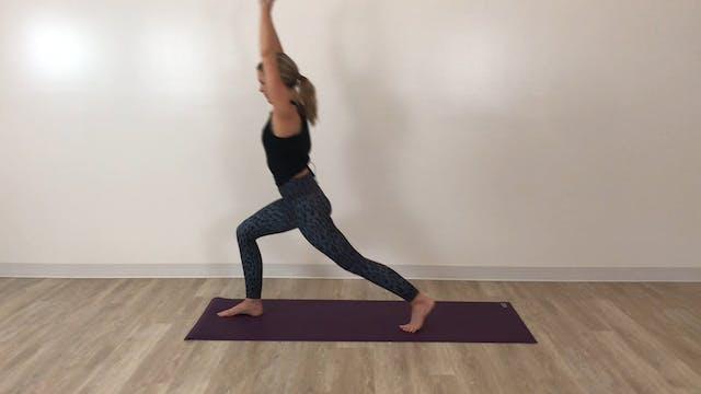 13 minute full body flow
