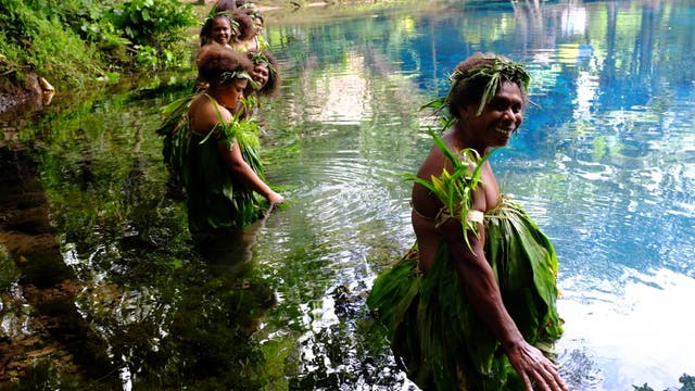 Vanuatu Women's Water Music