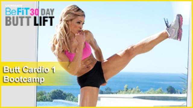 Butt Workout Cardio 1: Bootcamp | 30 ...