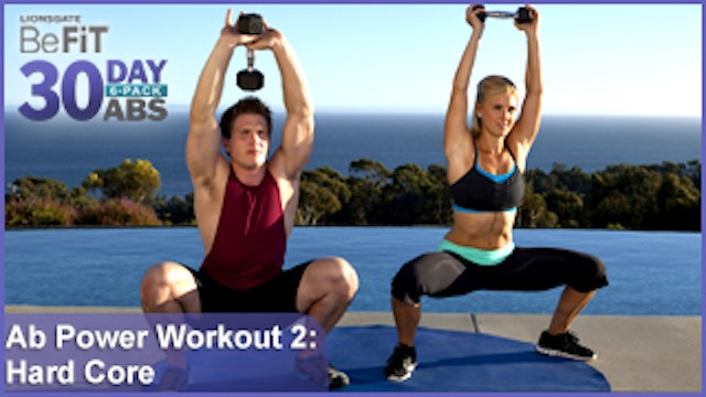 Ab Power Workout 2: Hard Core | 30 DAY 6 PACK ABS